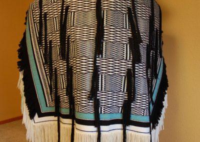Oregon Lattice Band Robe